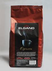 Кофе в зернах Elgano (Эльгано) Espresso