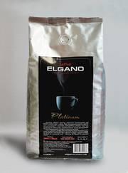 Кофе в зернах Elgano (Эльгано) Platinum