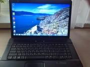 Игровой,  2-х ядерный ноутбук HP 615 (Внешне красив)