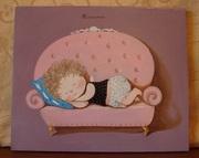 Картина в детскую Гапчинская Евгения