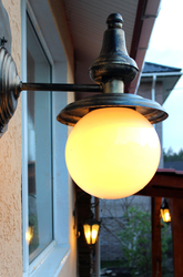 Уличные светильники - Berry-3 Big. Садовый фонарь,  ручная работа
