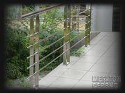 Перила Лестницы Ограждения из нержавеющей стали Киев. Производство изд