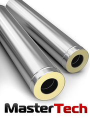 Дымоходы сэндвич Н/Ж Н/Ж 0, 8 - 1мм. сталь AISI 321