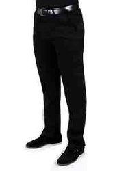 Джинсы узкие черные