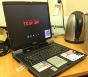 Недорогой ноутбук Toshiba Satellite A15-S129 (как новый).
