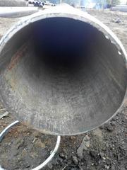 Труба бу 219x8-9 цельнотянутая