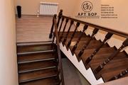 АРТ БОР Прямые стандартные лестницы