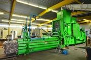 Пресс автоматический для вторсырья (макулатуры,  ПЭТ) ВОА 2040,  55 тонн
