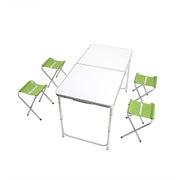 Продам раскладной стол XN-12064 + 4 стула