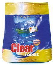 Универсальный стиральный порошок усиленный Forsil Clear Alpine (3 кг.)