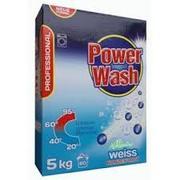 Стиральный порошок для белого Power Wash Professional Weiss (5 кг.)