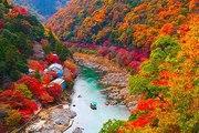 Клёны момидзи в Японских Альпах (2016) - тур в Японию от Визит Джапан