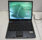 Безотказный ноутбук HP Compaq nc6120 (для работы и развлечений).