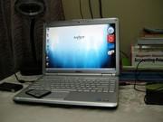 Двухядерный ноутбук Dell Inspiron 1420 (в отличном состоянии).