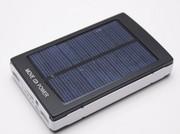 Солнечная батарея панель зарядное устройство  USB 30000 мАч