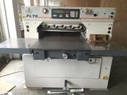 Гидравлическая бумагорезальная машина SEM FL 76 МС