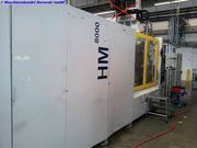 Подержанный термопластавтомат Battenfeld HM 8000-4500 Unilog B4
