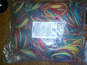 Резинки для денег SKIPER,  в упаковке 500 грамм,  недорого, возможен торг