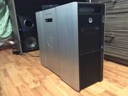 Срочно продам рабочую станцию HP z820