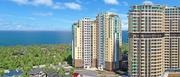 Купите шикарную квартиру с прямым видом на море