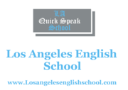 Курсы английского языка взрослым и детям Los Angeles English School