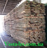 Продать Доску необрезную сухую липу,  ольху,  сосну,  дуб,  ясень,  клён 30-50мм