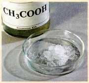 Ледяная уксусная кислота