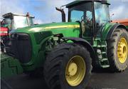 Колісний трактор JOHN DEERE 8520