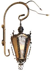 Кованый светильник под старину СЖ-1