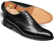 Продаются туфли черные 43 размер