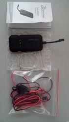 GPS tracker GT-02A GPS трекер подключен к системе слежения