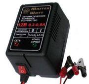 Зарядні пристрої 12В/V для аккумуляторів до ехолота Garmin,  Lowrance,