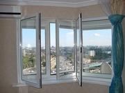 Металлопластиковые окна Salamander,  REHAU,  Openteck