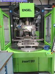 Подержанный термопластавтомат Engel insert 650H-120 CC200 A02