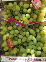 Виноград из Испании