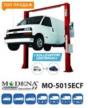 MO-5015 Подьемник двухстоечный 5 т универсальный для микроавтобусов