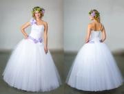 Свадебные платья,  продажа,  б/у