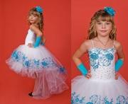 Детские нарядные платья в Украинском стиле