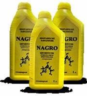 Екологічне нано-добриво НАГРО 1л.