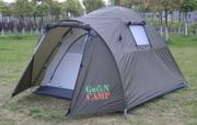 Палатка двухместная Green Camp 3006