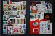 Почтовые марки СССР. Годовые наборы