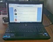 Отпадный игровой ноутбук HP ProBook 4510s (как новый).