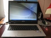 Ухоженный,  красивый ноутбук Samsung R40 plus.
