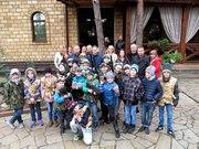 Организация дней рождения для детей и взрослых. Киев. Лазертаг ARTMAX