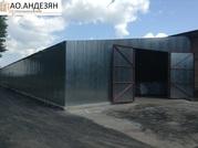 Продаем ангары склады хранилища и многоe другое из металлоконструкций