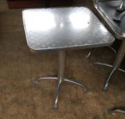 Стол металлический бу.