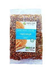 Пшеница озимая органическая Organic food life 400 грамм