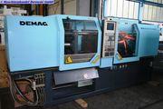 Подержанный термопластавтомат Demag Ergotech 80-310 system NC4