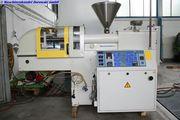 Подержанный термопластавтомат Battenfeld Plus 350-75 Unilog 1020