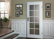 Готовые металлопластиковые двери по очень доступным ценам